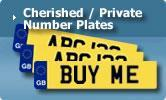 Private Registration Numbers
