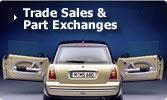 Trade Sales and Part Exchanges